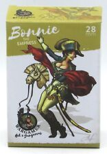 Wargamer HD-28-18 Bonnie the Empress (28mm) Hot & Dangerous Female Pinup Hero