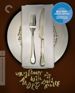 My Dinner With Andre (Criterion Collection) [New Blu-ray]