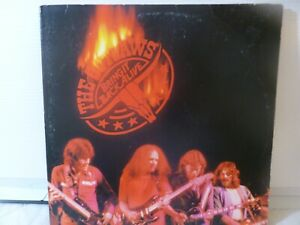 THE OUTLAWS / BRING IT BACK ALIVE  33 RPM LP