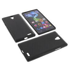 Tasche für Archos 55 Platinum Smartphone Handytasche Schutzhülle TPU Gummi Case