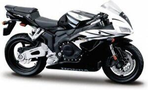HONDA CBR 1000RR - black / white - Maisto 1:18