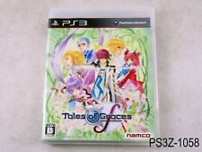 Tales of Graces f Playstation 3 Japanese Import PS3 Japan JP US Seller A