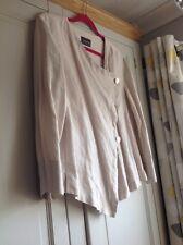 OSKA Linen Jacket - Size 2 Very Good Condition!