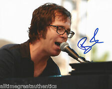SINGER BEN FOLDS SIGNED 8X10 PHOTO W/COA FIVE ARMY BRICK SONG FOR THE DUMPED
