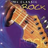 70's Classic Rock (CD, Just The Hits)