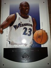 Vtg Michael Jordan Washington Wizards Poster 2002 Season 10x13 rare new NBA e9f34c19e