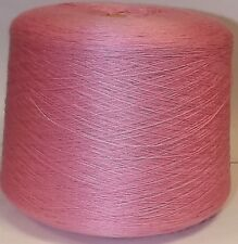 Yeoman SuperSheen 1 Ply Yarn for Knitting Machine Brother Acrylic Rose Pink L51