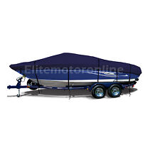 Bayliner 205 Bowrider Trailerable All Weather Deluxe Boat Cover Navy