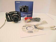 EUC Canon PowerShot SX130 IS Digital Camera