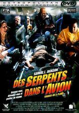Des Serpents dans l'Avion (Samuel L. Jackson) - DVD Édition Prestige