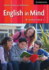 NEW English in Mind 1 Student's Book by Herbert Puchta