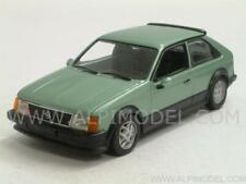 Opel Kadett D SR 1979 Silver-Green Metallic 1:43 MINICHAMPS 400044121