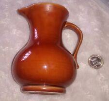 prinknash pottery jug