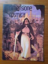 DIMENSIONE COSMICA rivista  fantascienza e fantasy - anno V n. 10 - 1982