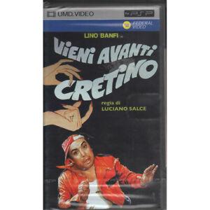 Vieni Avanti Cretino UMD Psp Lino Banfi / Luciano Salce Federal Video Sellado