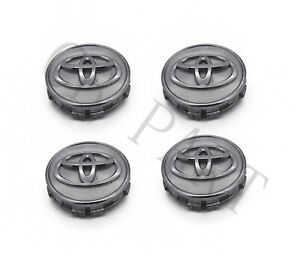 Set of 4 OEM Toyota Camry Avalon 42603-06080 Wheel Center Caps Hubcaps 62MM