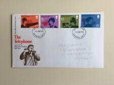 Post Office First Day Cover The Telephone 1976