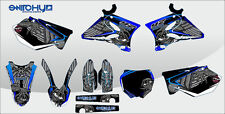 KIT ADESIVI GRAFICA MONSTER YAMAHA YZ 125 250 2008 2009 2010 2011 2012 2013 2014