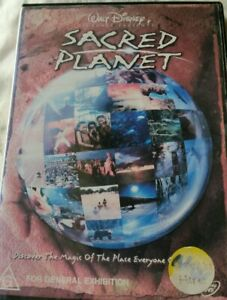 Sacred Planet (DVD 2005) - Discover the Magic of the Place Everyone Calls Home