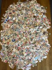 French Stamps 10,000+ Vintage To Modern France Stamps Off Paper Lot 1
