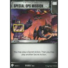 Special Ops Mission - Transformers TCG - War for Cybertron: Siege 1