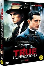 True Confessions / Ulu Grosbard, Robert De Niro (1981) - DVD new