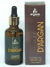 Huile d'Argan cosmétique 100% naturelle et biologique pour la peau, le visage.°