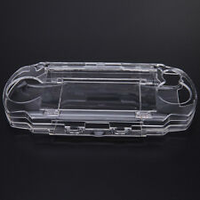 Protector Clear Crystal Travel Carry Hard Skin Cover Case for Sony PSP 2000 3000