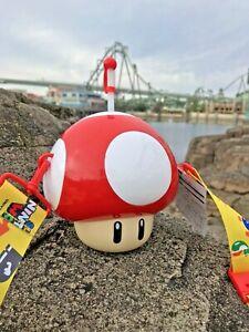 USJ Mario Drink Bottle Super Nintendo World Universal Studios Japan Nintendo F/S