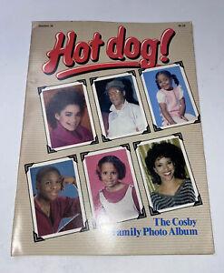 Vintage Scholastic Children's Hot Dog! #36 Cosby 1985