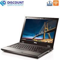 """Dell Latitude E5410 14.1"""" Laptop Notebook Core i5 4GB 320GB DVD Wifi Windows 10"""