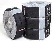 Richbrook Set Of 4 Car Tyre Wheel Bag Spare Storage Bags Standard Size
