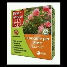 Bayer baycote Rose Concime nutre 6 mesi da 700 grammi