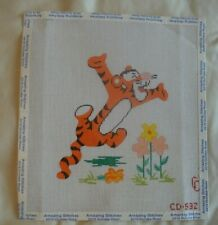 New ListingThe Collection Tigger Needlepoint Canvas 13 Count New