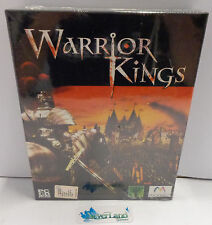 Game Computer Gioco Big Box PC CD-ROM ITALIANO Microids Nuovo New  WARRIOR KINGS