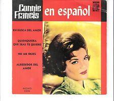CONNIE FRANCIS - En busca del amor   ***Venezuela - Press***