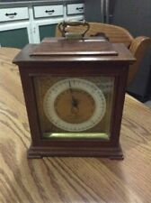 Airguide Barometer By Fee & Stemwedel Wood Carriage Style Case Nice!!