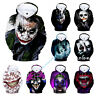 Men Women Haha Joker Batman 3D Pullover Hoodie Sweatshirt Hip Hop Streetwear