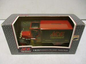 Ertl Ace Hardware 1925 Kenworth Delivery Truck Bank 1/34