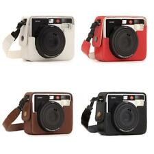 MegaGear Leather Camera Case Protective Cover for Leica Sofort Instant