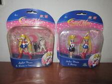 Sailor Moon Bunny Luna e Artemis Giochi Preziosi Bandai