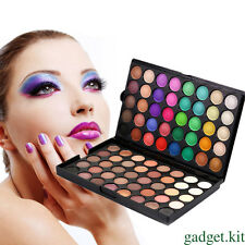 Women Pro 80 Color Eyeshadow Palette Eye Shadow Makeup Make Up Pallete Attract