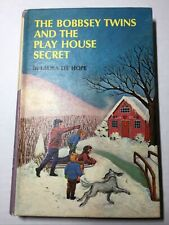 The Bobbsey Twins and The Play House Secret by Laura Lee Hope, 1st Edition 1968
