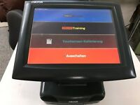 "Kassenterminal MICROS MF-POS 15"" ELO Touchscreen Restaurantkasse PCWS 2010 Kasse"