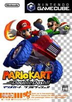 Gamecube Mario Kart Double Dash With Outer Box Raicing/Nintendo