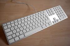 Apple erweiterte USB-Tastatur Aluminium mit Zahlenblock