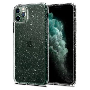 iPhone 11, 11 Pro, 11 Pro Max Case Spigen® [Liquid Crystal Glitter] Clear Cover