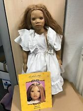 Annette Himstedt Puppe Tara 70 cm. Top Zustand