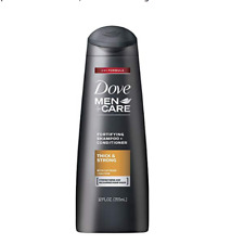 Dove Men+Care Thick & Strong 2 in 1 Shampoo