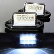 LED Rear License Number Plate Light Lamp Truck Boat Caravan Trailer 12/24V AG